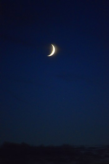 Eclair de lune